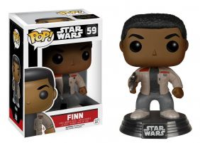 Finn #59 - Star Wars The Force Awakens ( O Despertar da Força ) - Funko Pop!