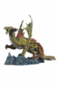 Fire Dragon ( Dragão de Fogo ) - The Fall of The Dragon Kingdom Series 7 - McFarlane