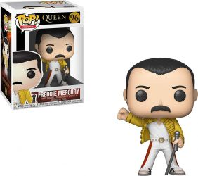 Freddie Mercury #96 - Queen - Funko Pop! Rocks