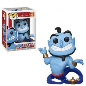 Genie with Lamp #476 (Gênio da Lâmpada)  - Alladin - Funko Pop! Disney