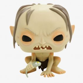Gollum (Sméagol) #532 - The Lord of The Ring (O Senhor dos Anéis) - Funko Pop! Movies Limited Edition Chase