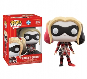 Harley Quinn #376 (Arlequina) - DC Imperial Palace - Funko Pop! Heroes