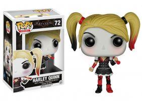 Harley Quinn #72 - Batman Arkham Knight - Funko Pop! Heroes