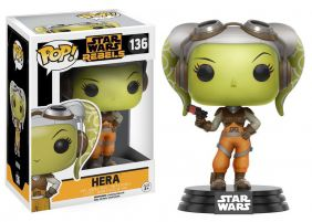 Hera Syndulla #136 - Star Wars Rebels - Funko Pop!