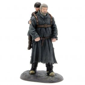Hodor & Bran Stark - Game of Thrones - Dark Horse