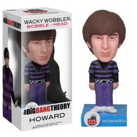 Howard - The Big Bang Theory - Funko Wacky Wobbler