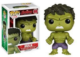 Hulk #68 - Avengers Age of Ultron ( Vingadores Era de Ultron ) - Funko Pop! Marvel