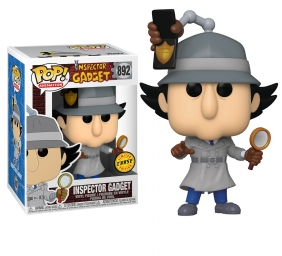 Inspector Gadget #892 (Inspetor Bugiganga) - Funko Pop! Animation Chase