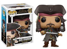 Jack Sparrow #273 - Pirates of The Caribbean ( Piratas do Caribe ) - Funko Pop!