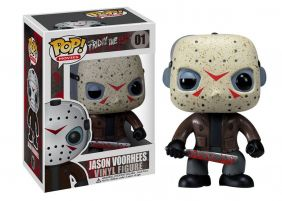 Jason Voorhees #01 - Friday The 13th ( Sexta-feira 13 ) - Funko Pop! Movies