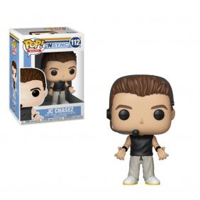JC Chasez #112 - NSYNC - Funko Pop! Rocks
