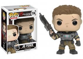 JD Fenix #114 - Gears of War - Funko Pop! Games