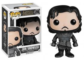 Jon Snow #26 - Game of Thrones - Funko Pop!