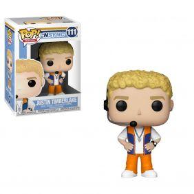 Justin Timberlake #111 - NSYNC - Funko Pop! Rocks
