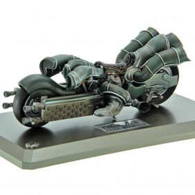 Kadaj's Motorcycle ( Moto ) - Final Fantasy 7 - Mechanical Arts - Square Enix