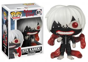 Ken Kaneki #61 - Tokyo Ghoul - Funko Pop! Animation