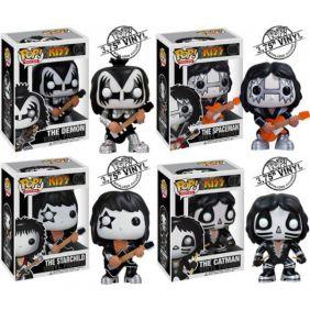 Kiss - Funko Pop! Rocks