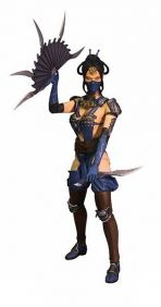 Kitana - Mortal Kombat X - Mezco