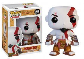 Kratos #25 - God of War - Funko Pop! Games