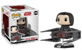 Kylo Ren with TIE Fighter #215 - Star Wars - Funko Pop!