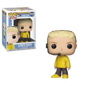 Lance Bass #113 - NSYNC - Funko Pop! Rocks