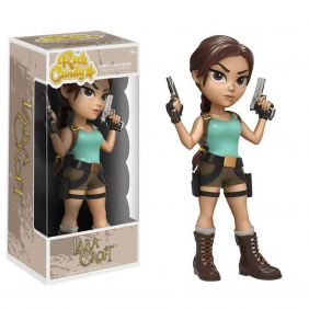 Lara Croft - Tomb Raider - Funko Rock Candy