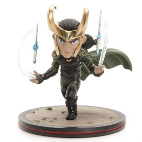 Loki - Thor Ragnarok - Q-Fig - Quantum Mechanix