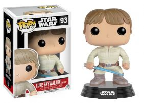 Luke Skywalker (Bespin) #93 - Star Wars - Funko Pop!