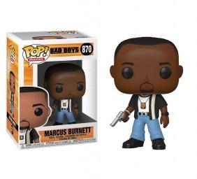 Marcus Burnett #870 - Bad Boys - Funko Pop! Movies