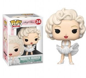 Marilyn Monroe #24 - Funko Pop! Icons