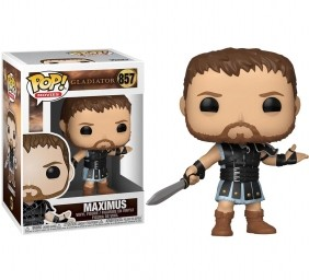 Maximus #857 - Gladiator (Gladiador) - Funko Pop! Movies
