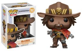 McCree #182 - Overwatch - Funko Pop! Games