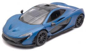 McLaren MP1 - Escala 1:24 - Motormax