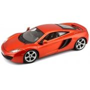 McLaren MP4-12C - Escala 1:24 - Bburago