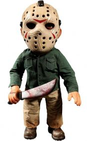 "Mega Jason Voorhees with Sound 15"" - Friday The 13th (Sexta-feira 13) - Mezco Toys"