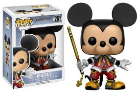 Mickey #261 - Kingdom Hearts - Funko Pop! Games