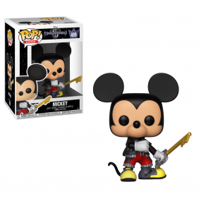 Mickey #489 - Kingdom Hearts - Funko Pop! Games