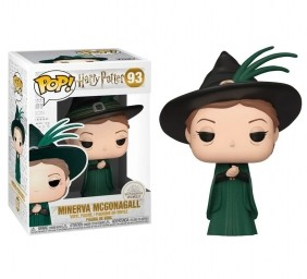 Minerva McGonagall #93 - Harry Potter - Funko Pop!
