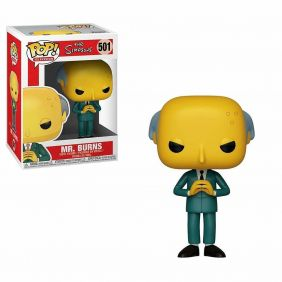 Mr. Burns #501 - The Simpsons - Funko Pop! Television