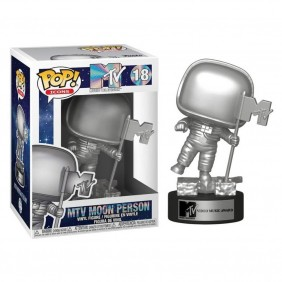 MTV: Moon Person #18 - Funko Pop! Icons