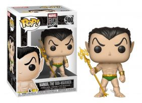 Namor, The Sub-Mariner #500 - 80 Years - Funko Pop! Marvel