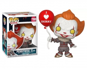 Pennywise with balloon #780 - IT - Funko Pop! Movies