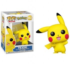 Pikachu #553 - Pokémon - Funko Pop! Games