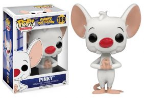 Pink #159 - Pink and The Brain ( Pink e o Cérebro ) - Funko Pop! Animation
