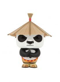 Po with Hat #252 ( com chapéu ) - Kung Fu Panda - Funko Pop! Movies