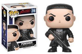 Punisher #118 ( Justiceiro ) - Daredevil ( Demolidor ) Netflix - Funko Pop! Marvel