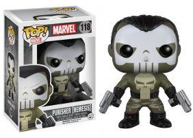 Punisher Nemesis #118 ( Justiceiro ) - Funko Pop! Marvel