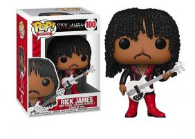 Rick James #100 - Funko Pop! Rocks