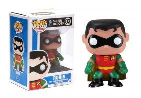 Robin #02 - DC Universe - Funko Pop! Heroes