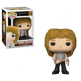 Roger Taylor #94 - Queen - Funko Pop! Rocks